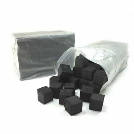Уголь кокосовый Crown (72 кубика, пакетированный 25*25)