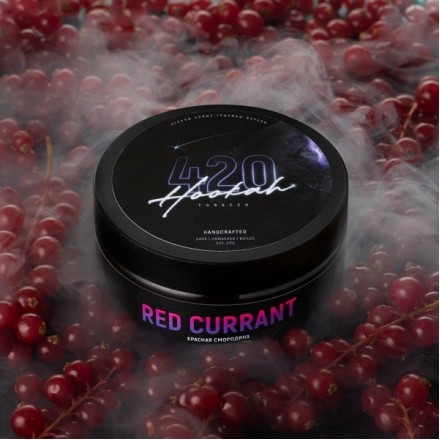 Табак 4.20 Red Currant 100 грамм (красная смородина)