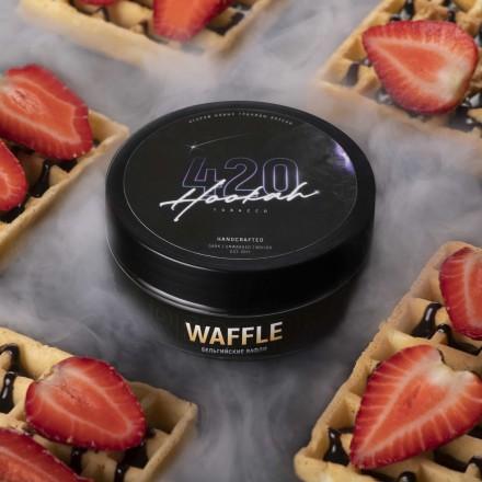 Табак 4.20 Waffle 25 грамм (бельгийские вафли)