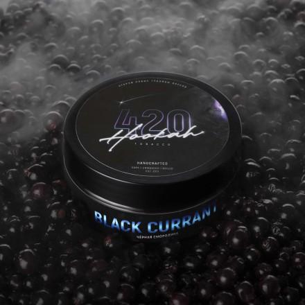 Табак 4.20 Black Currant 25 грамм (черная смородина)