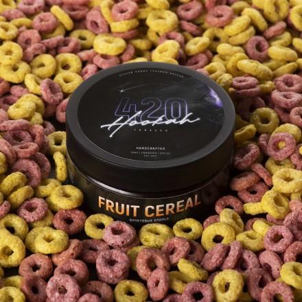 Табак 4.20 Fruit Cereal 25 грамм (фруктовые хлопья)