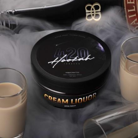 Табак 4.20 Cream Liquor 250 грамм (крем ликер)
