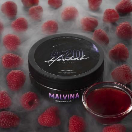 Табак 4.20 Malvina 100 грамм (малина)