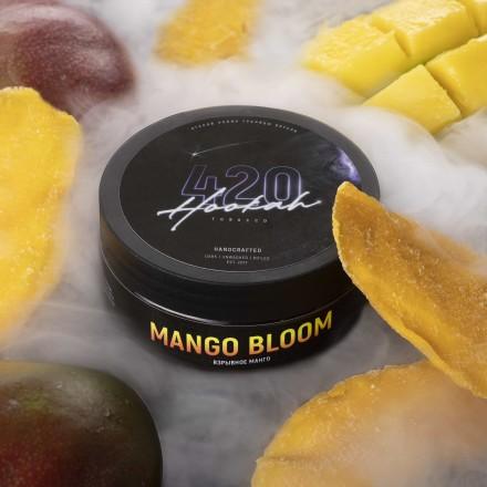 Табак 4.20 Mango Bloom 25 грамм (манго)