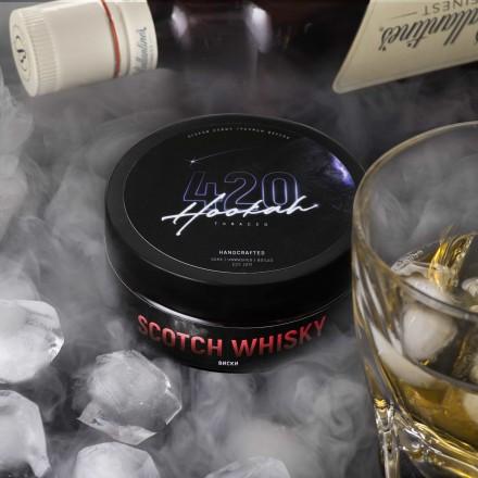 Табак 4.20 Scotch Whisky 25 грамм (виски)