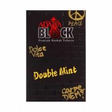 ADALYA BLACK Double Mint 50 гр (двойная мята)