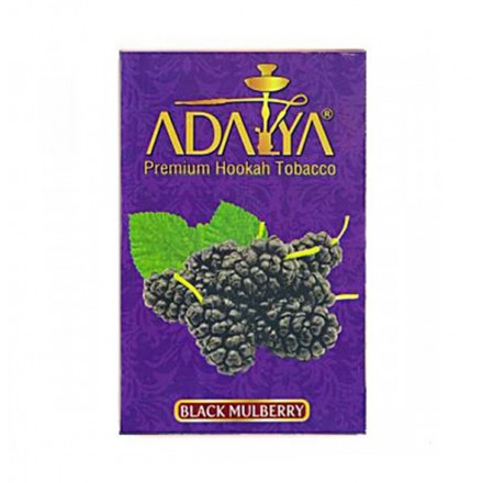 Табак Adalya Blackmulberry 50 грамм (шелковица)