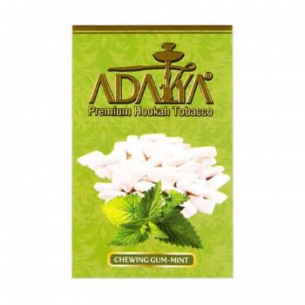 Табак Adalya Chewing Gum Mint 50 грамм (орбит с мятой)
