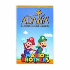 Табак Adalya Mario Brothers 50 грамм (малина лимон маракуйя лёд)
