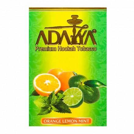 Табак Adalya Orange Lemon Mint 50 грамм (апельсин с лимоном и мятой)