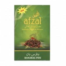 Табак Afzal Banaras Pan 50 грамм (Специи Роза Гранат Вишня и Банан)