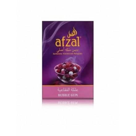 Табак Afzal Bubble Gum 50 грамм (сладкая жуйка)