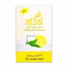 Табак Afzal Icy LEmon Tea 50 грамм (Ледяной Лимонный Чай)