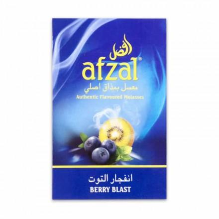 Табак Afzal Berry Blast 50 грамм (Ягодный Взрыв)