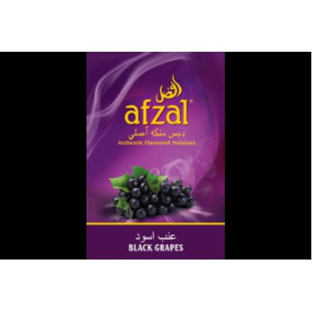 Табак Afzal Black Grapes 50 грамм (черный виноград)