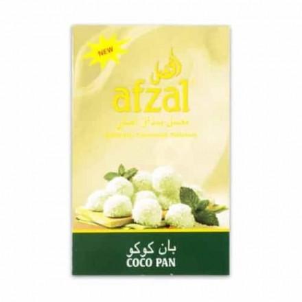 Табак Afzal COCO PAN 50 грамм (Кокос со специями )