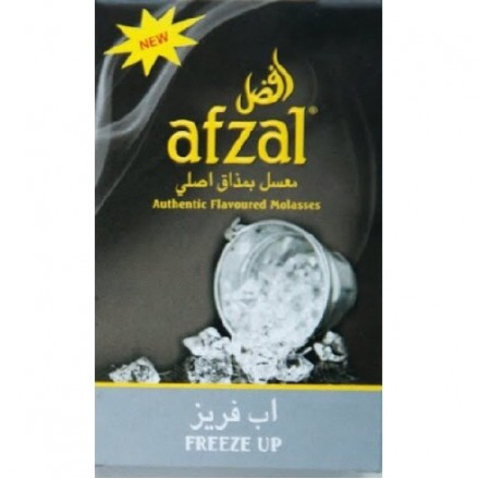 Табак Afzal Freeze Up 50 грамм (Сильный Холод)