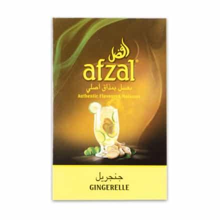 Табак Afzal GINGERELLE 50 грамм (Имбирный эль)