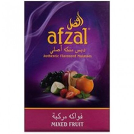 Табак Afzal Mixed Fruit 50 грамм (Фруктовый Микс)