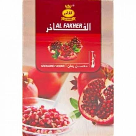 Табак Al-Fakher Grenadine 50 грамм (гранат)
