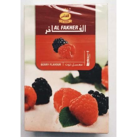 Табак Al-Fakher Berry 50 грамм (лесные ягоды)