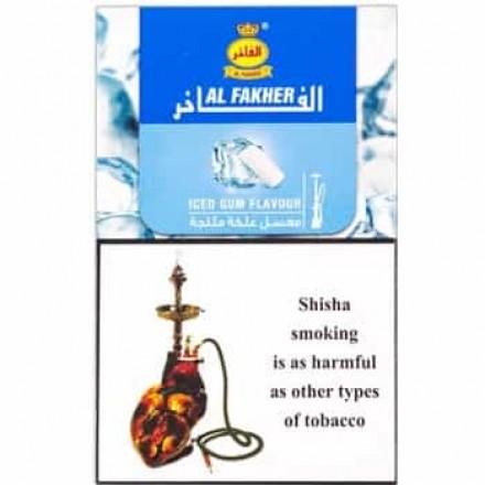 Табак Al-Fakher Iced Gum 50 грамм (ледяная жуйка)