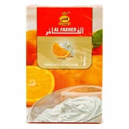 Табак Al-Fakher Orange With Cream 50 грамм (апельсин со сливками)