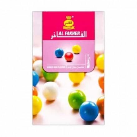 Табак Al-Fakher Bubble Gum 50 грамм (сладкая жвачка)