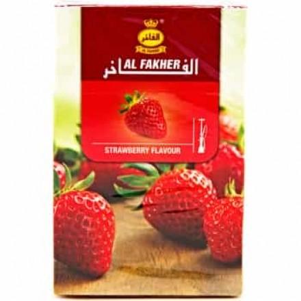 Табак Al-Fakher Strawberry 50 грамм (клубника)