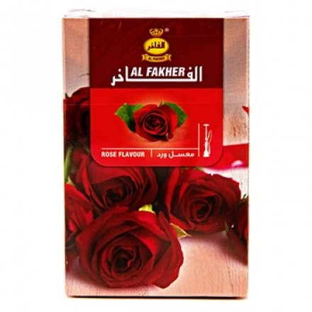 Табак Al-Fakher Rose 50 грамм (роза)
