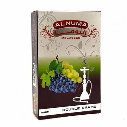 Табак Alnuma Double Grape 50 грамм (двойной виноград)