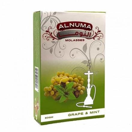 Табак Alnuma Grape & Mint 50 грамм (виноград с мятой)