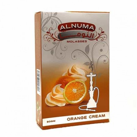 Табак Alnuma Orange Cream 50 грамм (апельсин со сливками)