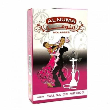 Табак Alnuma Salsa De Mexico 50 грамм (фруктовая жвачка)