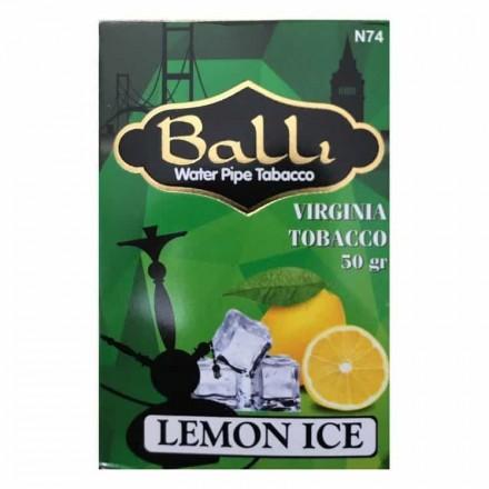 Табак Balli Lemon Ice 50 грамм (лимон лёд)