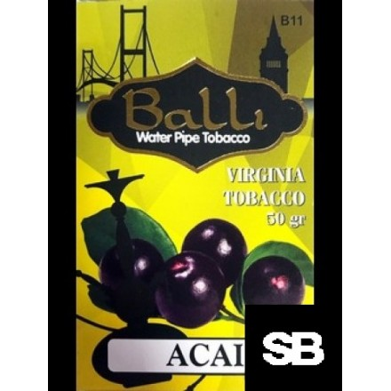 Табак Balli Acai 50 грамм (ягоды асаи)