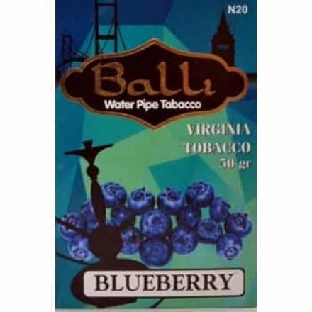 Табак Balli Blueberry 50 грамм (черника)