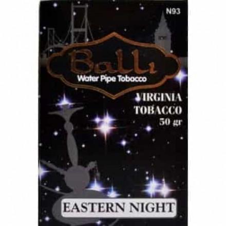 Табак Balli Eastern Night 50 грамм (персик манго маракуйя лёд)