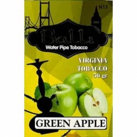 Табак Balli Green Apple 50 грамм (зеленое яблоко)