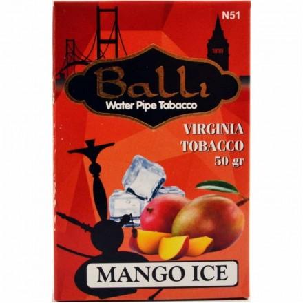 Табак Balli Mango Ice 50 грамм (манго лёд)