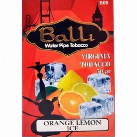 Табак Balli Orange Lemon Ice 50 грамм (апельсин лимон лёд)