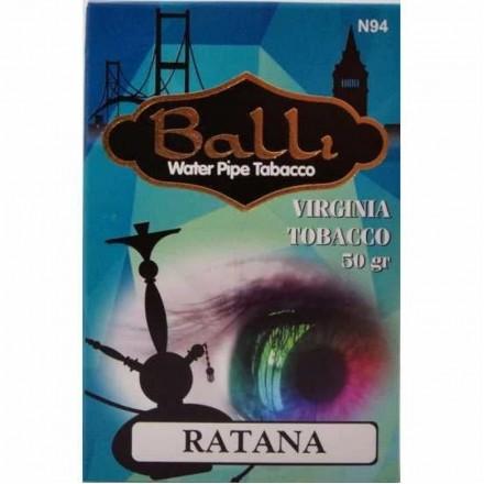Табак Balli Ratana 50 грамм (клубника черника персик)