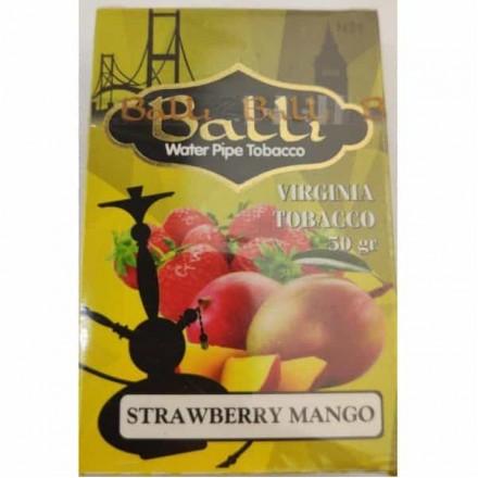 Табак Balli Strawberry Mango 50 грамм (клубника манго)