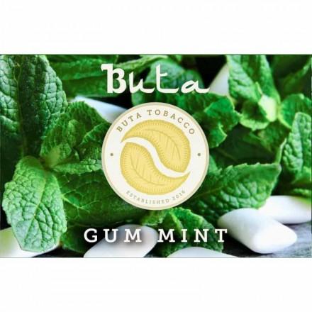 Табак Buta Classic Gum Mint  (Жуйка Мята 50 грамм)