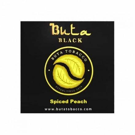Табак Buta Black Spiced Peach 20 грамм (Персик с Пряностями)