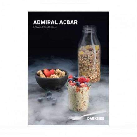 Табак Dark Side Soft Admiral Acbar 100 грамм (овсяная каша)