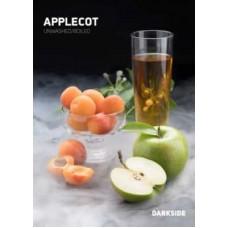 Табак Dark Side Soft Applecot 100 грамм (Зеленое Яблоко)