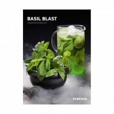 Табак Dark Side Soft Basil Blast 100 грамм (Базилик)