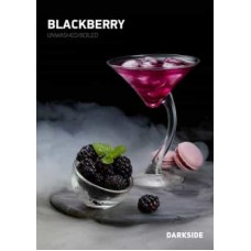 Табак Dark Side Soft Blackberry 100 грамм (Ежевика)