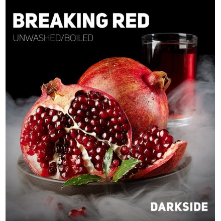 Табак Dark Side Medium Breaking Red 250 грамм (гранатовый чай)